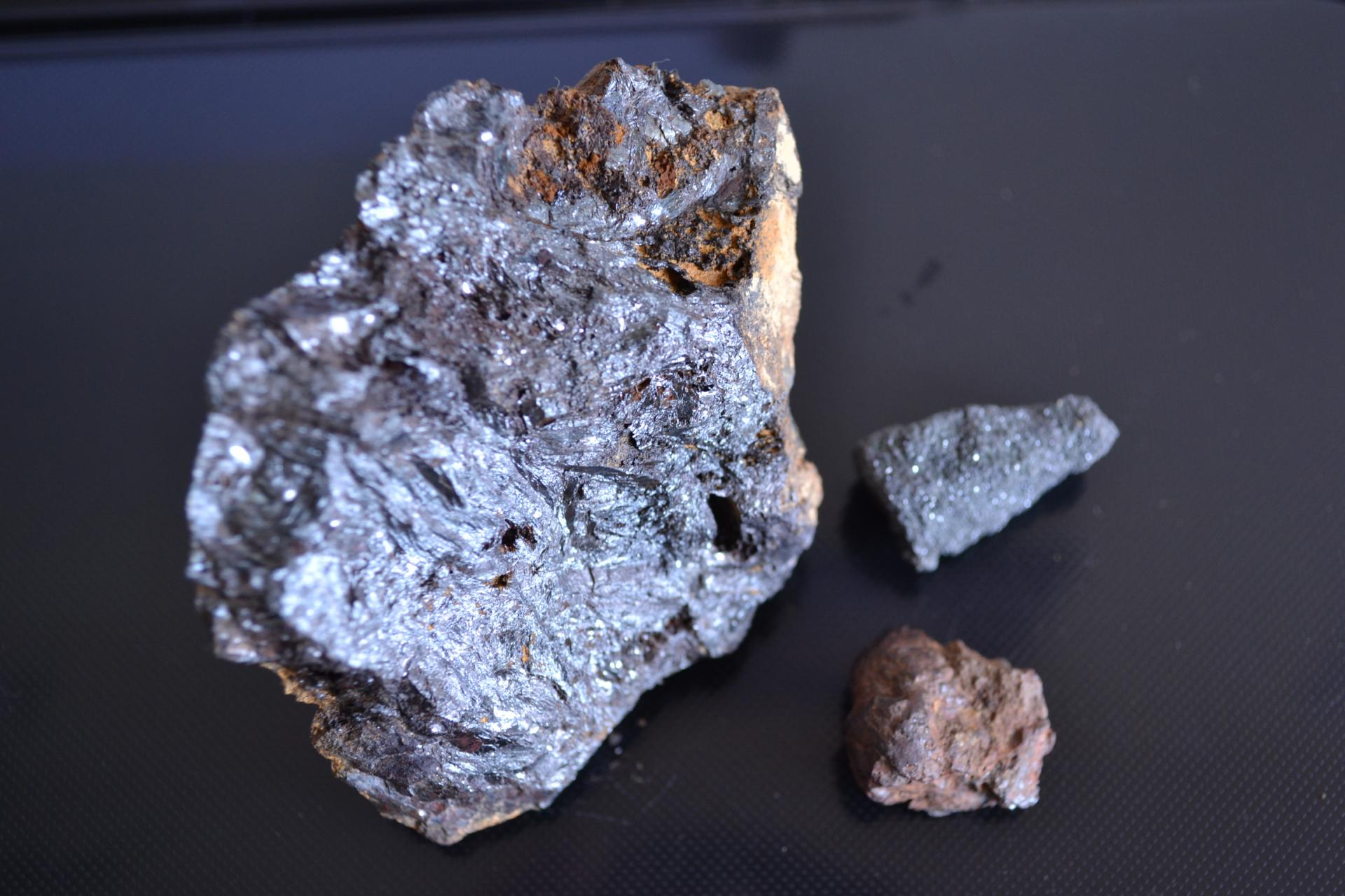 Hematita, Magnetita